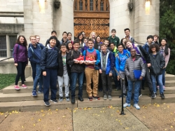 JCL Achieves Success at Yale Certamen Tournament