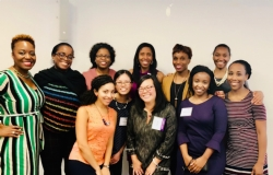 Alumnae Honored at TBF Women of Color Visions Reception