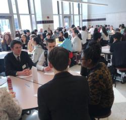 Alumni Welcomed Back for 6th Annual Career Day for Class II