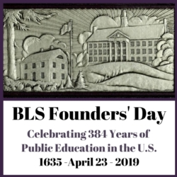 Happy 384th BLS!