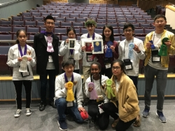 JCL Earns Multiple Honors at State Convention