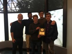 SUVCW Sponsored History Bowl Team Competes at Nationals