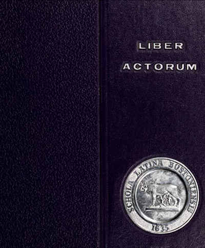 Class of 69 50th Liber Actorum